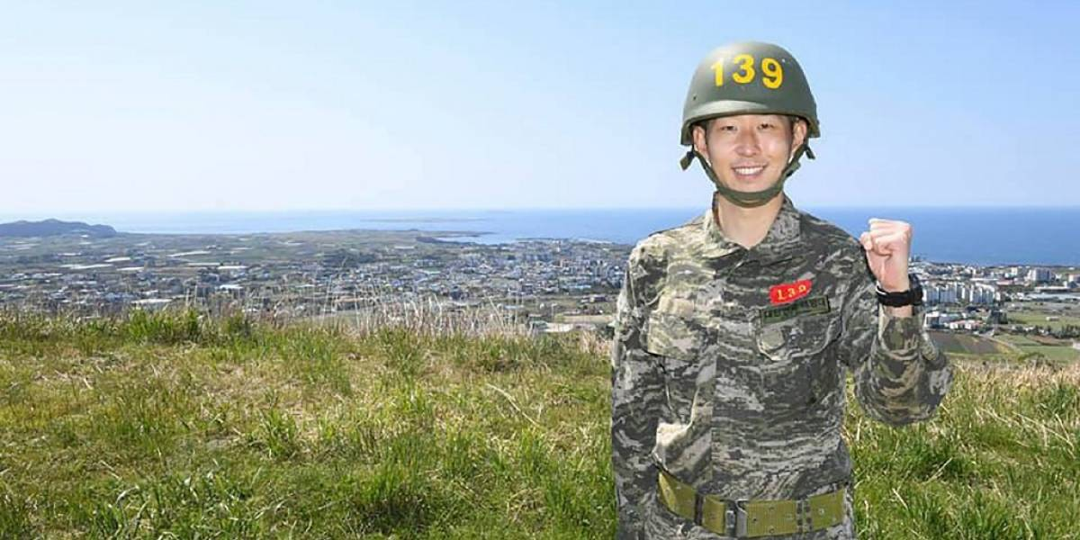 Heung-Min Son culmina exitosamente su servicio militar