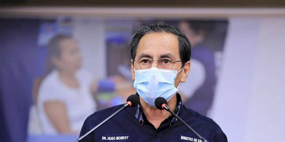 Ministro de Salud asegura que hoy quedará resuelto el pago de salarios a médicos