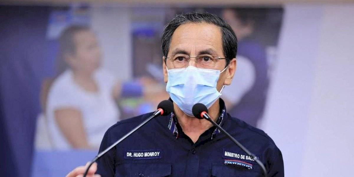 Diputado pide interpelar al ministro de Salud por atención de emergencia del Covid-19