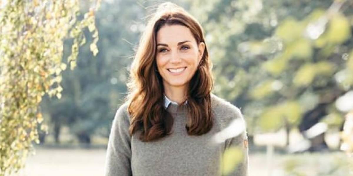 Kate Middleton en mini shorts y tenis impacta con su sensual estilo dentro de la realeza