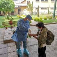 PDH verifica condiciones de menores retornados que están en cuarentena
