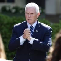 Mike Pence queda atrapado entre Trump y la Constitución