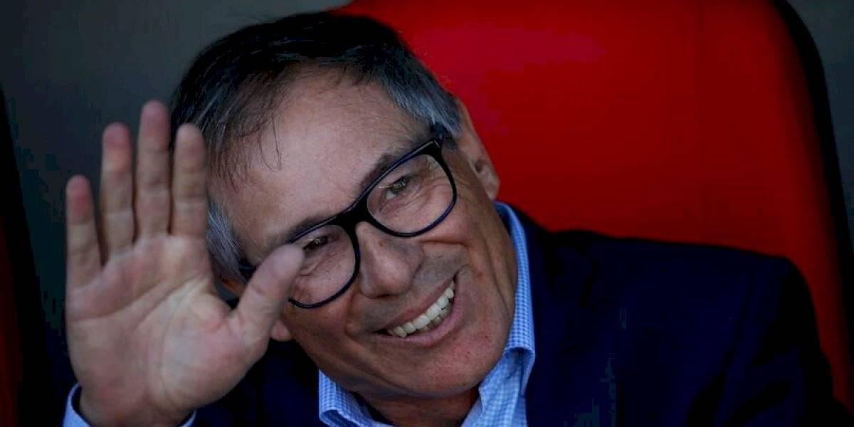 """En Argentina dicen que renuncia de Moreno podría llevar a Holan a la """"Roja"""" en reemplazo de Rueda"""