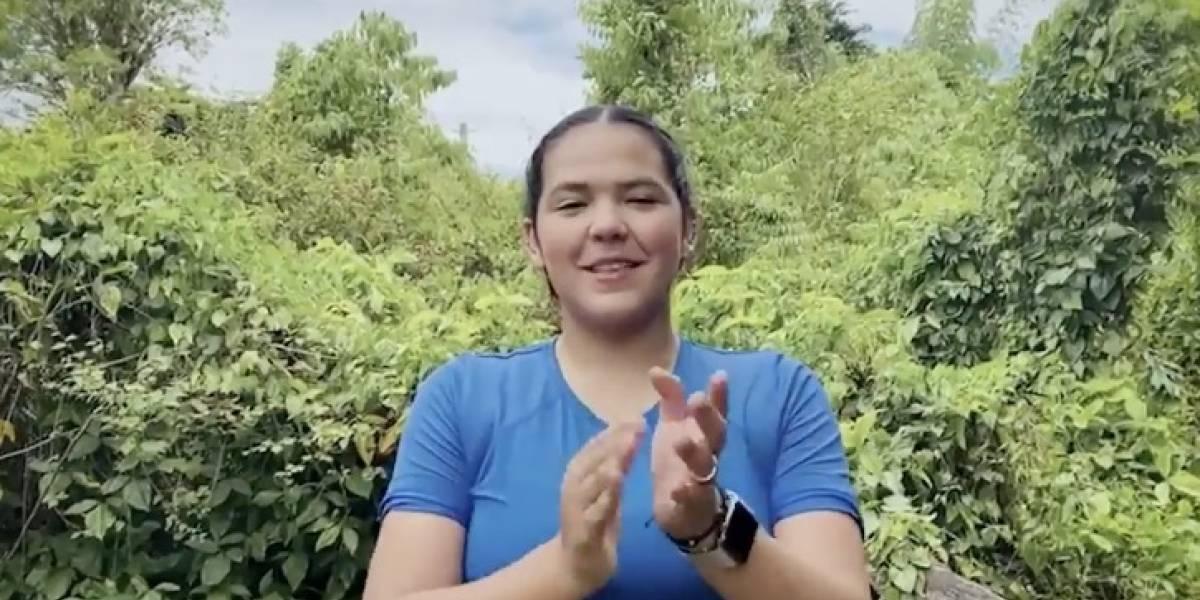 Atletas locales graban videos para los que se juegan todo por Puerto Rico