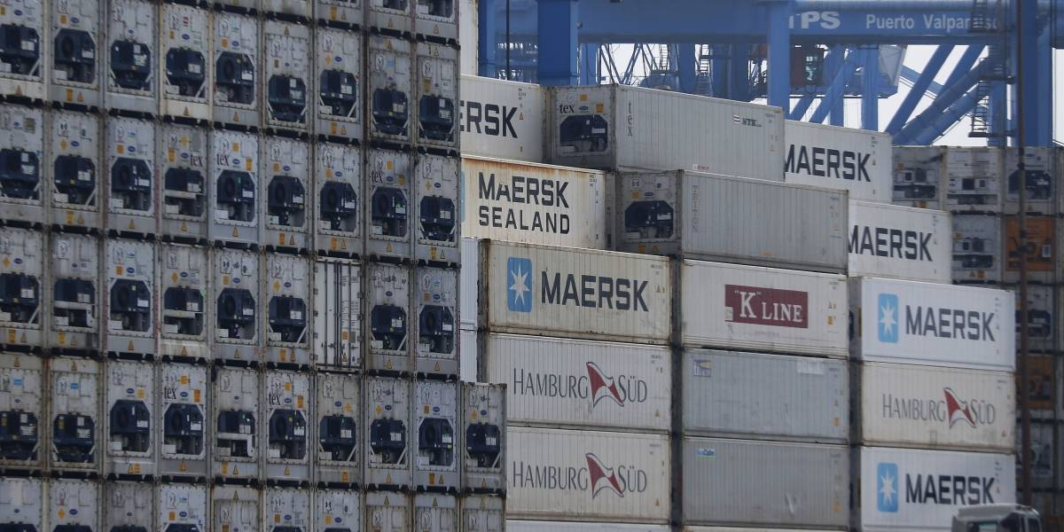 Intercambio comercial de Chile cayó 9,6% en los primeros cuatro meses del año