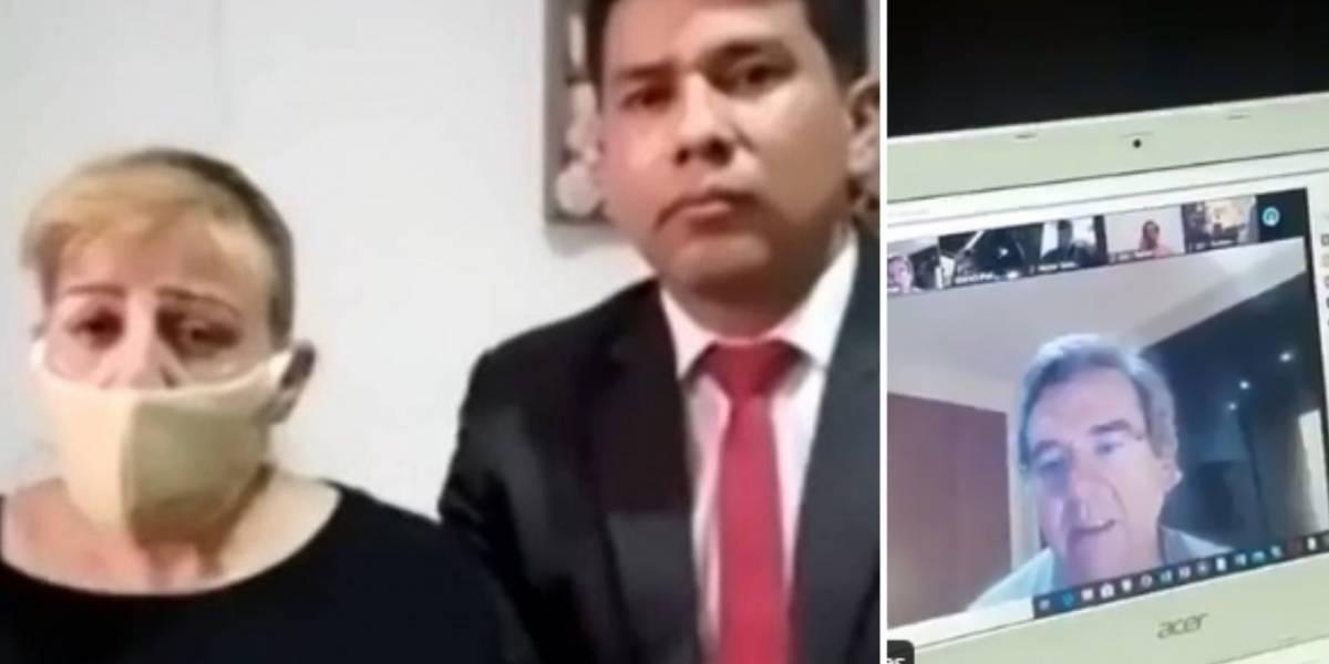 Revelan video de asamblea de propietarios en donde hablaban de Edy Fonseca