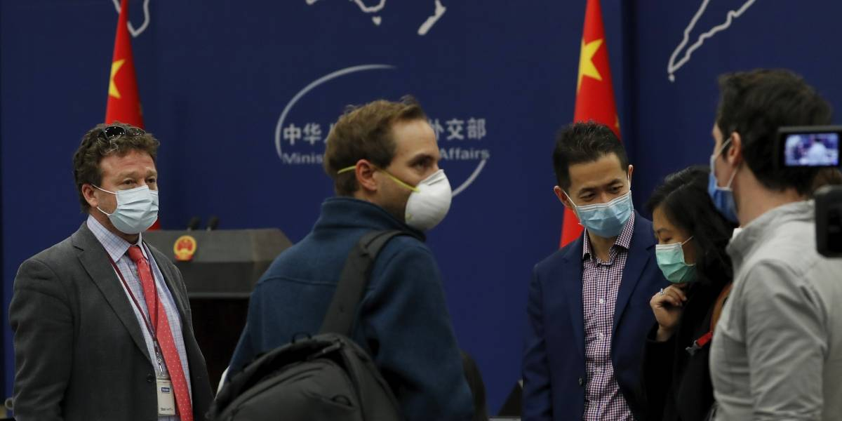 EE. UU. limita las visas a periodistas chinos a 90 días