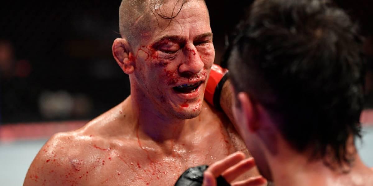 Niko Price: Así quedó el ojo de peleador de la UFC 249 que terminó cortado