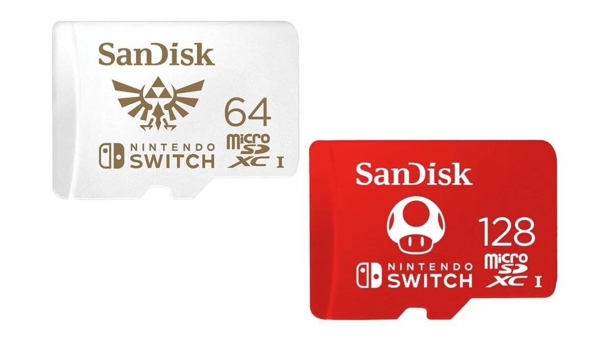 Nintendo accesorios