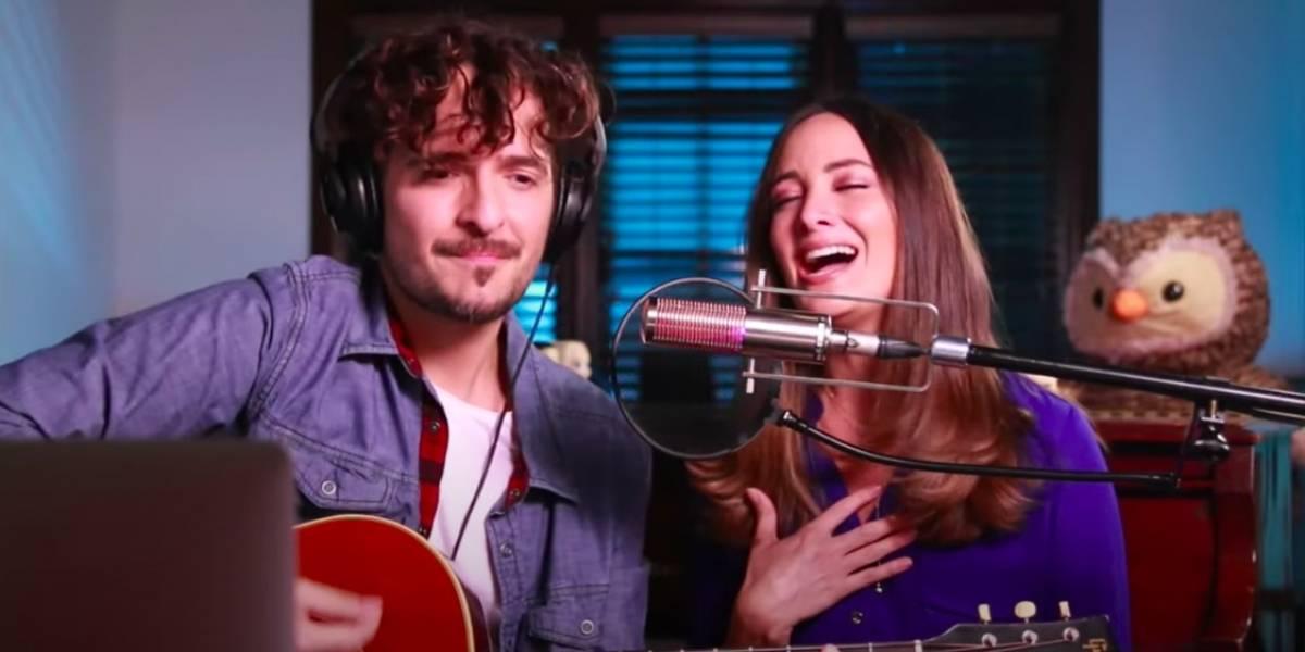 Tommy Torres y Karla Monroig cantan juntos en medio de la cuarentena