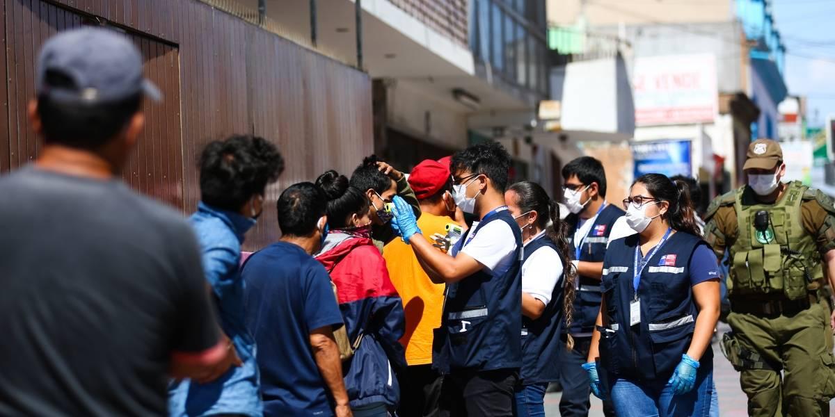 Fiscalía Regional Arica registra 1.467 delitos contra la salud pública desde marzo