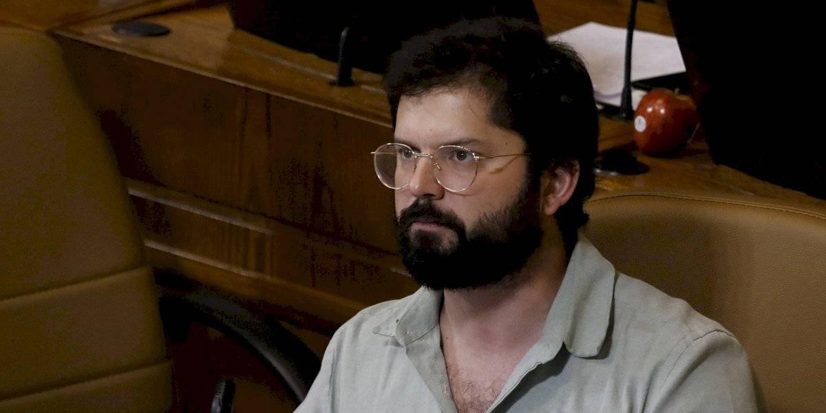 """Boric envía oficio a Subsecretaría del Interior para revertir nombramiento de academia de Carabineros como """"Rodolfo Stange"""""""