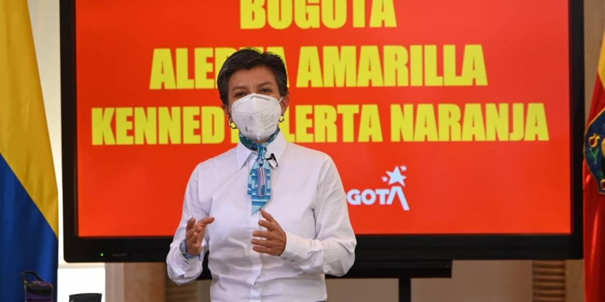 Claudia López saca en cara al Gobierno Nacional que le incumplió con los ventiladores para UCI
