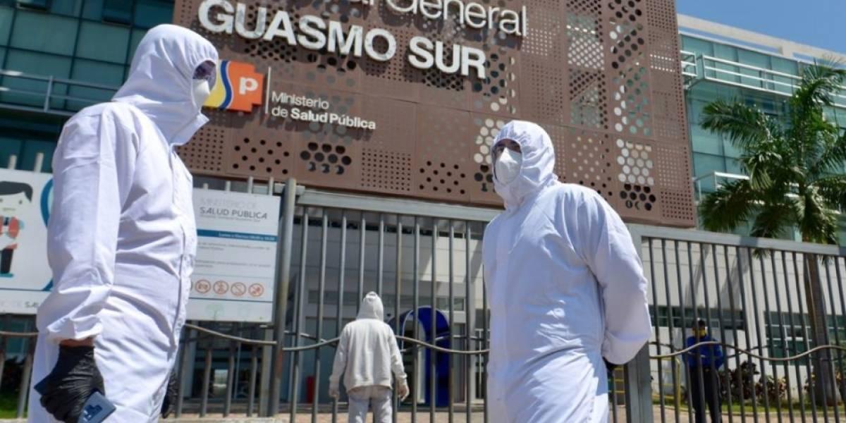 29 559 casos de coronavirus en Ecuador: Se pasa de 1 717 a 2 127 fallecidos