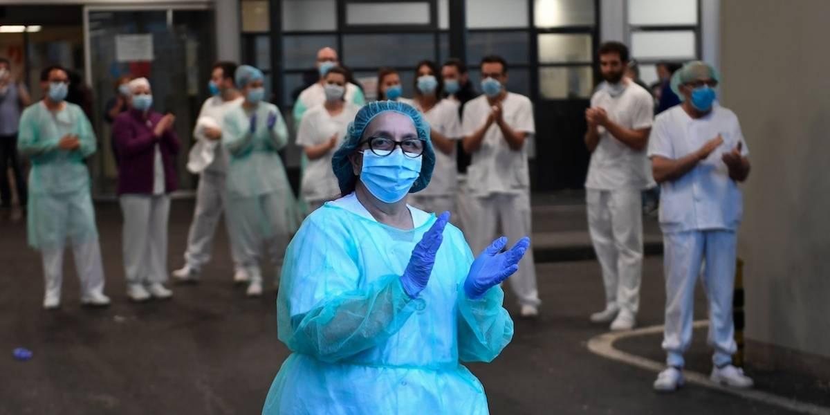 VIDEO. Día Internacional de la Enfermería: Ellos también son héroes sin capa durante la pandemia