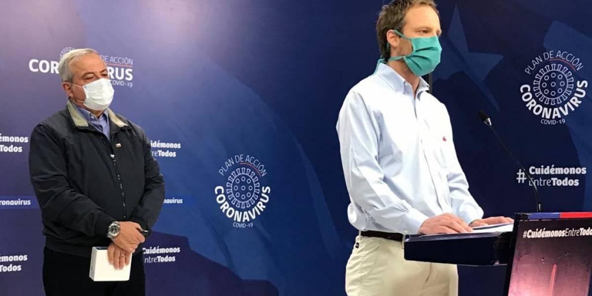 Chile llega a los 28,866 casos acumulados de Covid-19