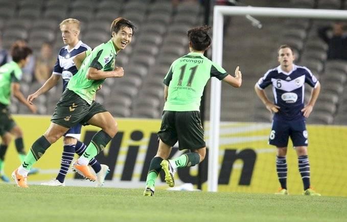 Futbol coreano regresa con un gol de taco que reventó las redes sociales