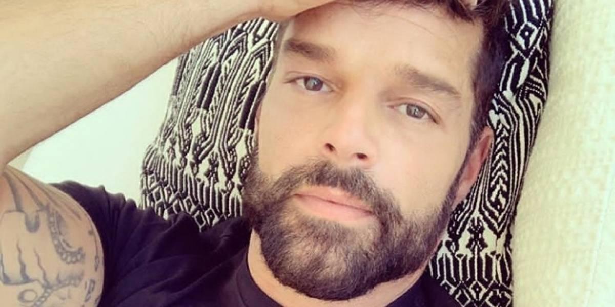 Ricky Martin publica foto inédita de su hija Lucía y morimos de ternura