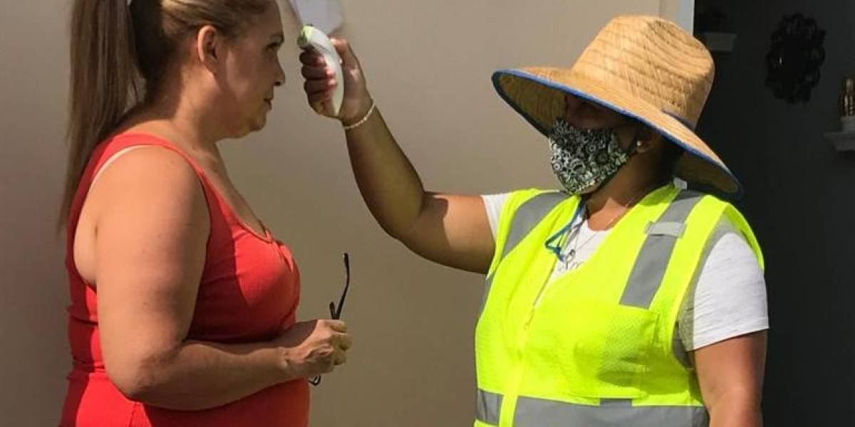 Municipio de Santa Isabel desinfecta cerca de 2,400 residencias