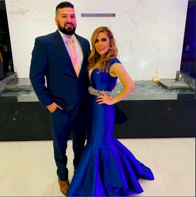 Karla Panini se casó con Américo Garza Twitter