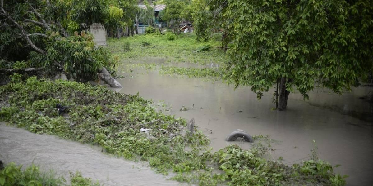 Tres muertos, entre ellos dos niños, por fuertes lluvias en San Marcos y Zacapa