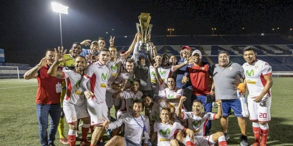 El futbol de Nicaragua conoce al campeón del Torneo Clausura 2020