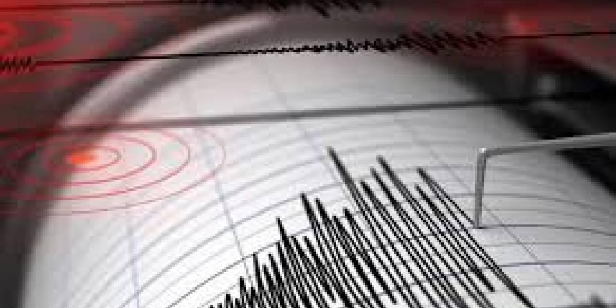 ¡Atención! Fuerte temblor se sintió en el país