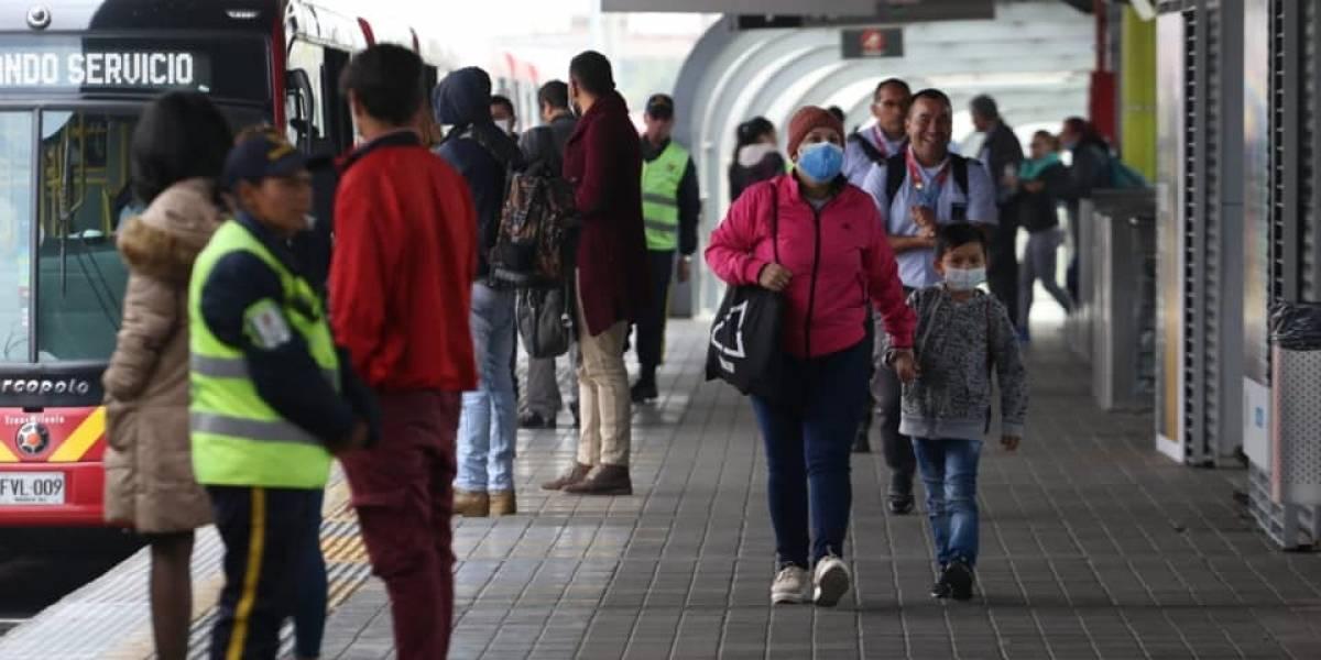TransMilenio anuncia entrada en operación de ruta que conectará el centro de Bogotá con Soacha