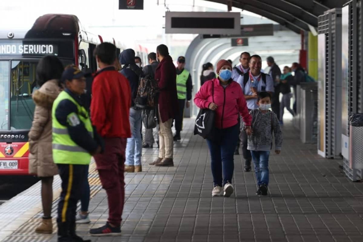 Noticias Transmilenio Anuncia Entrada En Operacion De Ruta Que Conectara El Centro De Bogota Con Soacha Publimetro Colombia