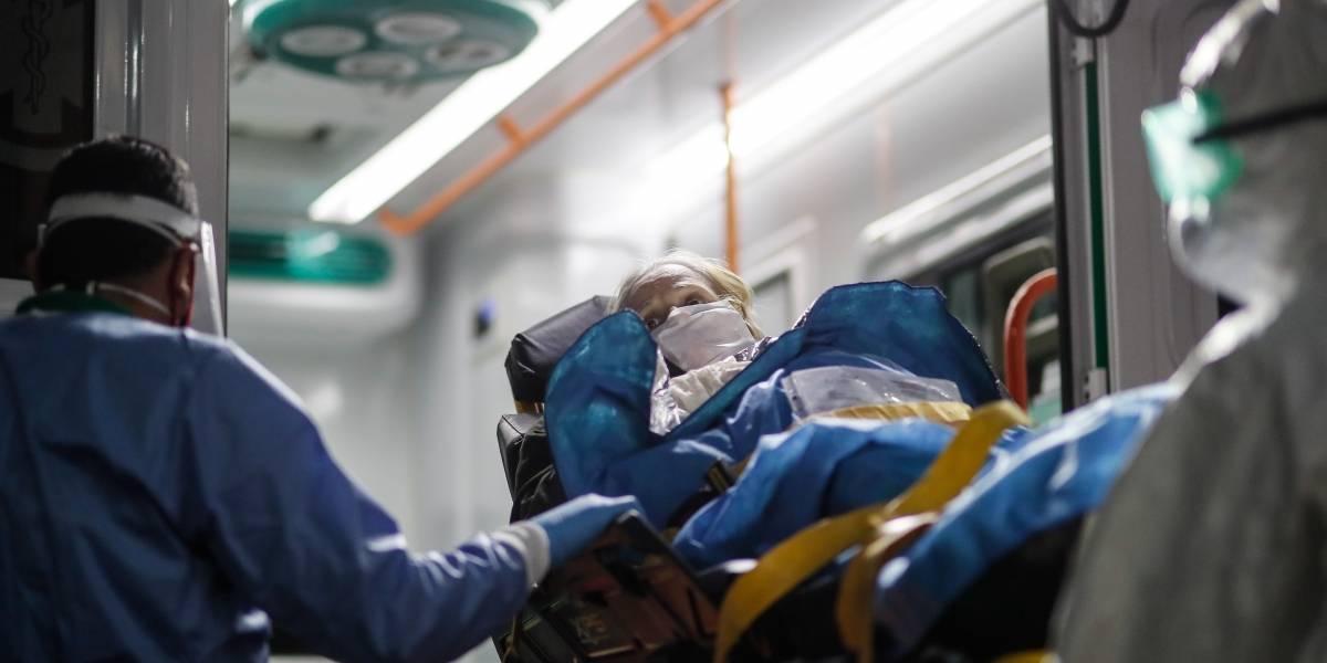 Ya son 15.574 casos de coronavirus en el país, hoy 17 de mayo