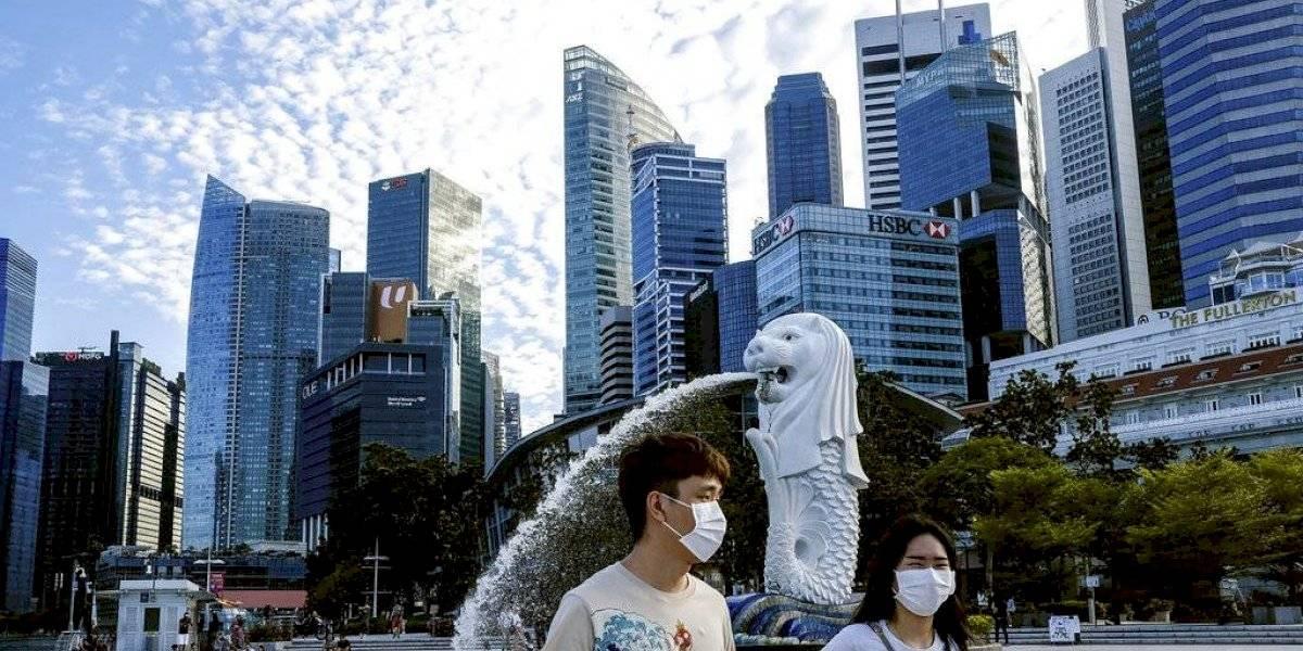 Singapur afronta segunda ola del coronavirus