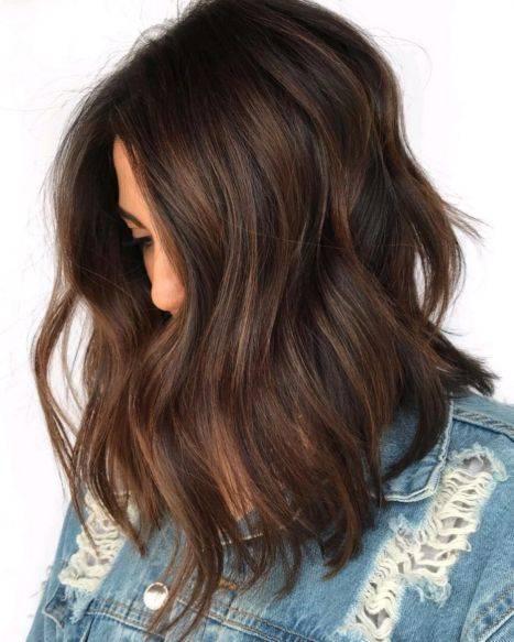 Cortes para cabello largo y cara redonda