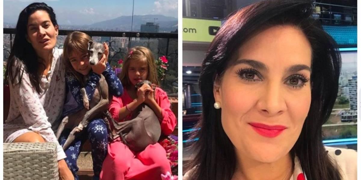 (Video) Hija de Vanessa de la Torre se roba el show mostrando su talento para las cámaras