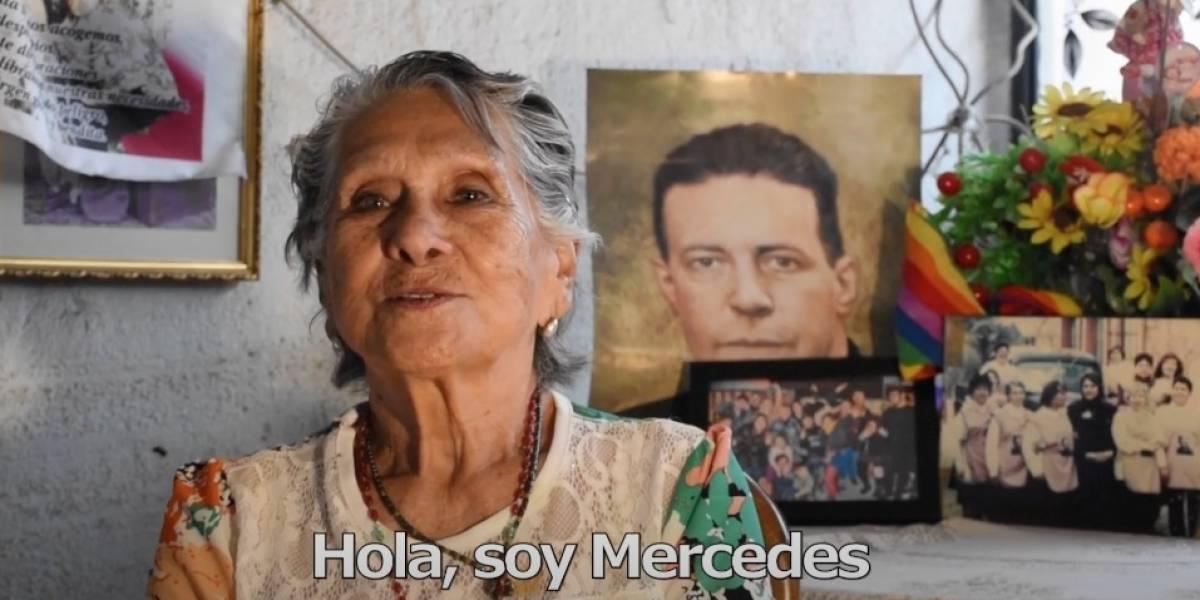 Abuela de 85 años llama a respetar a parientes LGBTI tras aumento de violencia intrafamiliar