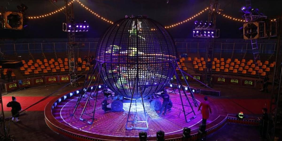 El circo se resiste a morir en Colombia por la pandemia del coronavirus