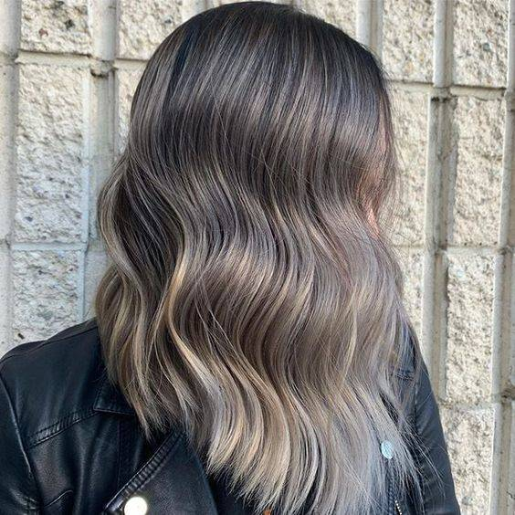 efectos de color para cabello oscuro