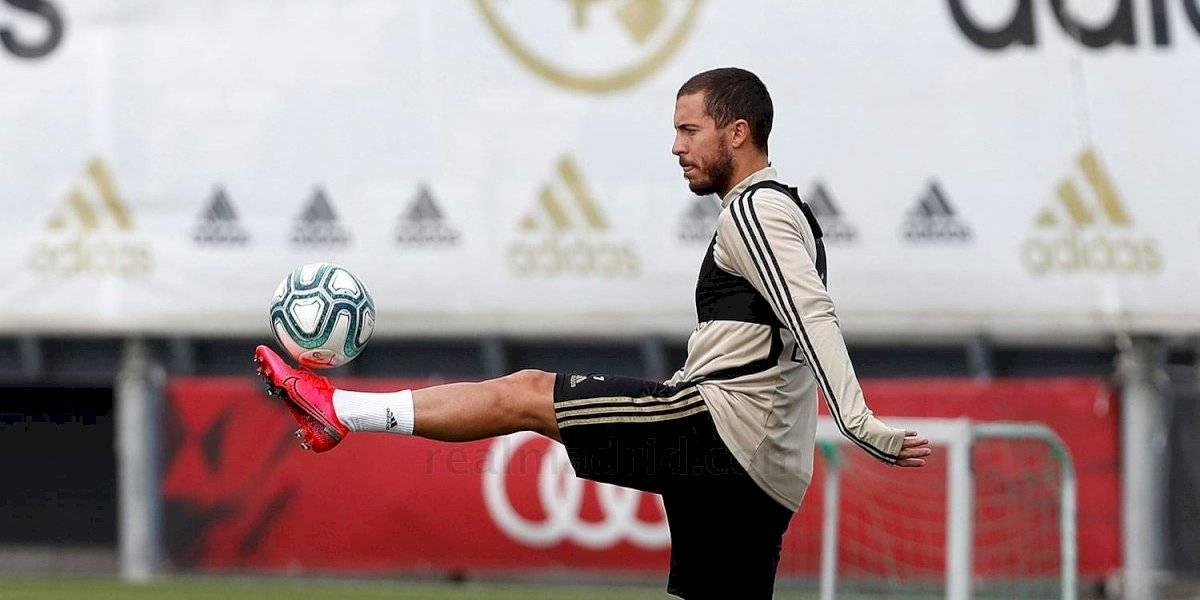 Real Madrid regresa a los entrenos con dos recuperaciones importantes