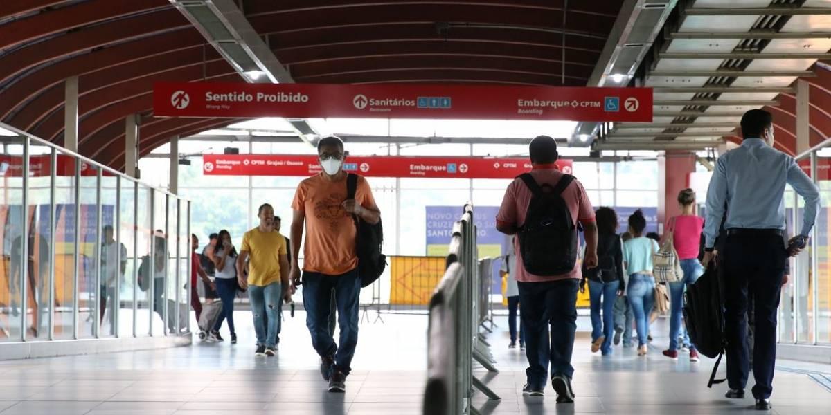 Mortes de jovens por coronavírus cresceram dez vezes num mês em São Paulo
