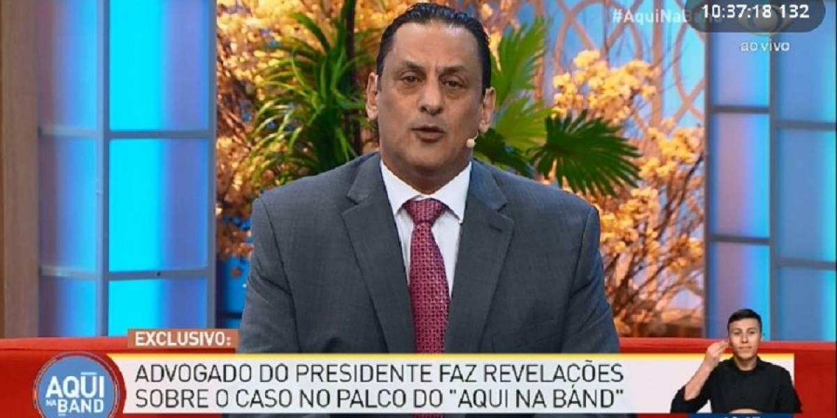 Advogado que abrigava Queiroz em sítio esteve na posse de ministro das Comunicações