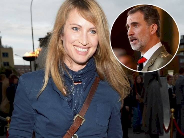 """Eva Sannum, la modelo que pudo reinar España: El gran amor del rey Felipe al que renunció por """"presiones de Estado"""""""