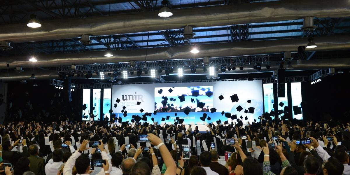UNIR: La educación superior en línea elimina barreras