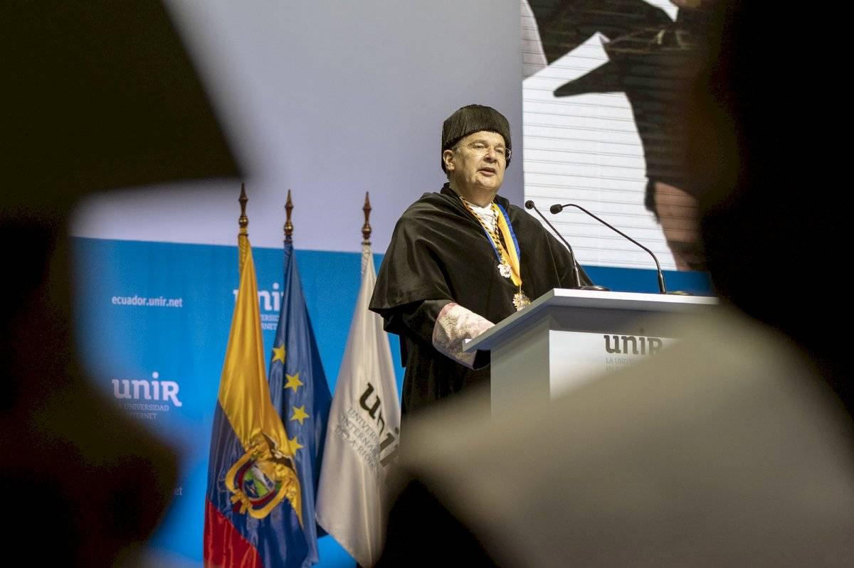 Miguel Arrufat, CEO de UNIR