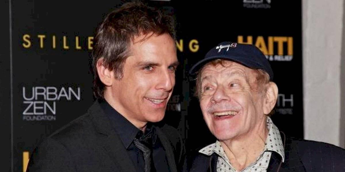 El mundo de la comedia de luto: fallece a los 92 años Jerry Stiller, el padre de Ben Stiller