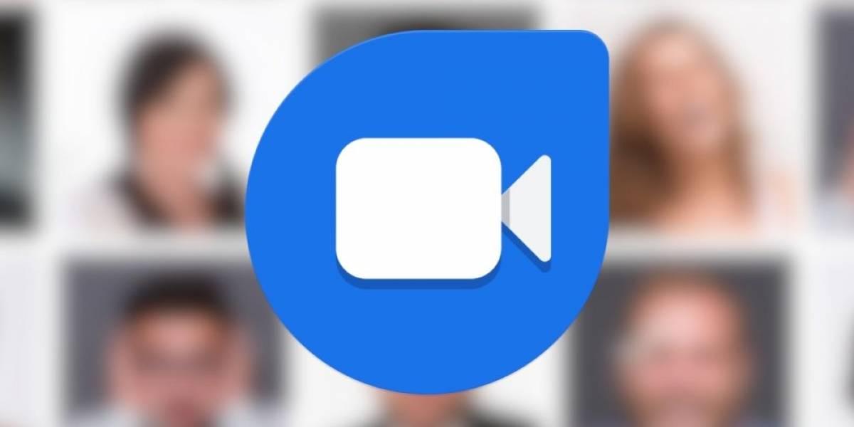 Google Duo se prepara para implementar llamadas grupales en la versión de escritorio