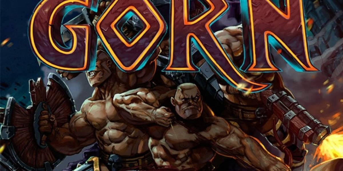 Game Gorn chega para PlayStation VR no dia 19 de maio