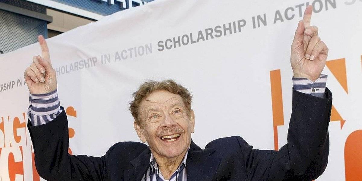 Muere Jerry Stiller a los 92 años de edad