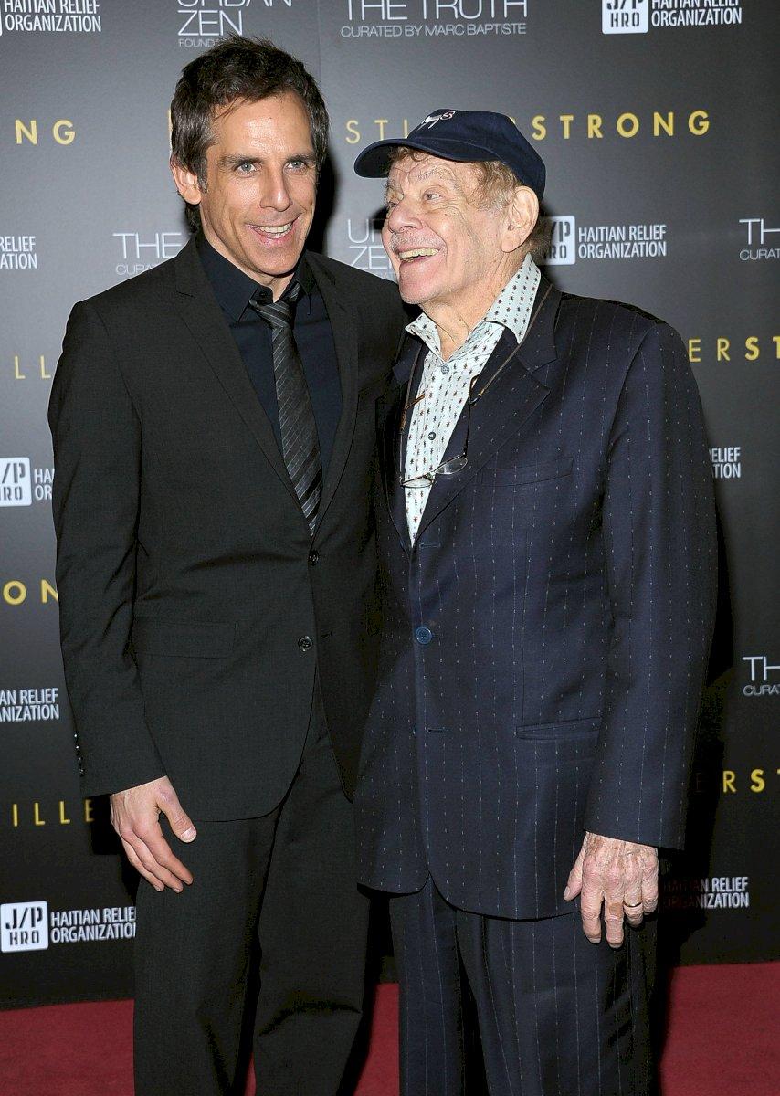 "Jerry Stiller formó parte del elenco del sitcom ""Seinfeld"" Getty Images"