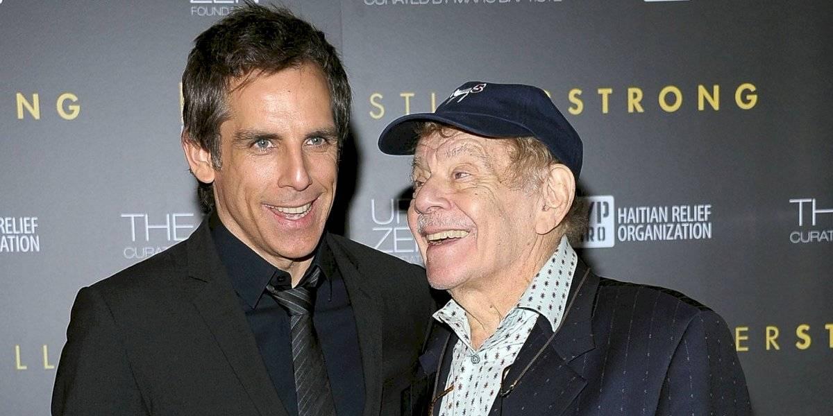 Ben Stiller dedica emotivo mensaje a su fallecido padre Jerry Stiller