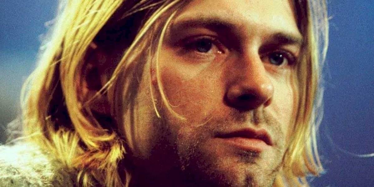 "Subastarán guitarra de Kurt Cobain en ""Unplugged"" de Nirvana"