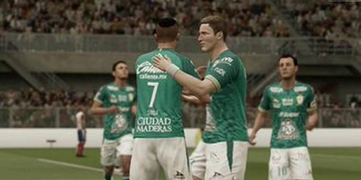 Así se jugará este martes la continuación de la jornada 10 de la eLiga MX